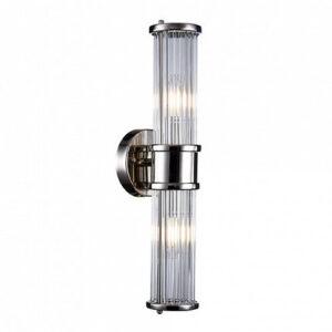 Настенный светильник Delight Collection Claridges 2 chrome
