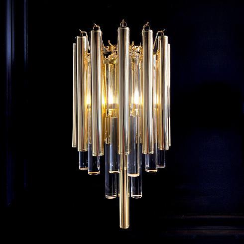 Настенный светильник Delight Collection Gigi gold -  фото 2