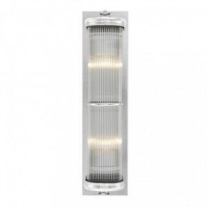 Настенный светильник Delight Collection Glorious 2 nickel