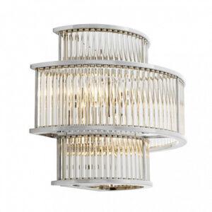 Настенный светильник Delight Collection Mancini chrome