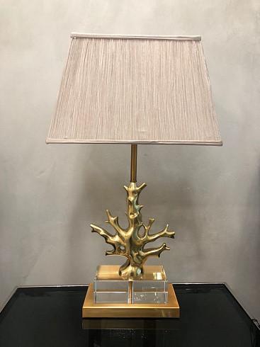 Настольная лампа Delight Collection BT-1004 brass -  фото 3