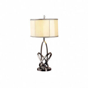 Настольная лампа Delight Collection BT-1015 white black