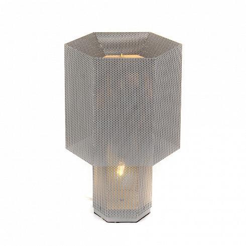 Настольная лампа Delight Collection KM0130P-1 silver -  фото 1