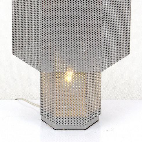 Настольная лампа Delight Collection KM0130P-1 silver -  фото 2