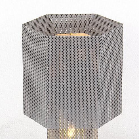 Настольная лампа Delight Collection KM0130P-1 silver -  фото 3