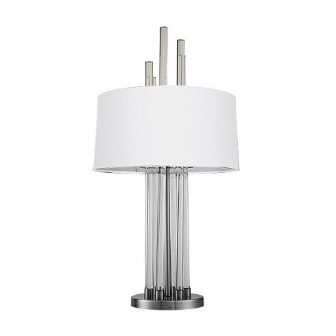 Настольная лампа Delight Collection KM0921T nickel -  фото 1