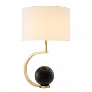 Настольная лампа Delight Collection Luigi gold