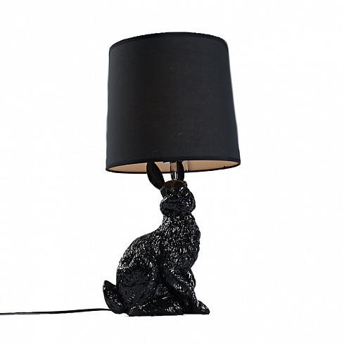 Настольная лампа Delight Collection Rabbit black -  фото 1