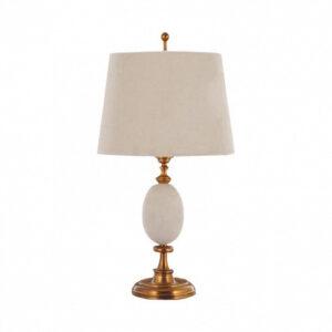 Настольная лампа Gramercy Home TL018-1-BRS