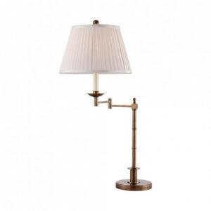Настольная лампа Gramercy Home TL054-1-BRS