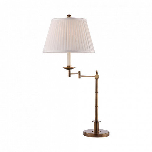 Настольная лампа Gramercy Home TL054-1-BRS -  фото 1