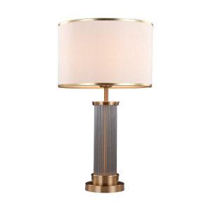 Настольная лампа Gramercy Home TL103-1-BRS