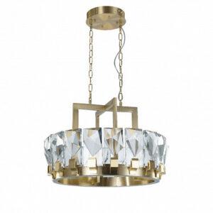 Подвесной светильник Delight Collection GM0034-P12-2 ant.brass
