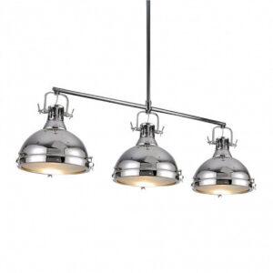 Подвесной светильник Delight Collection KM031-3 nickel