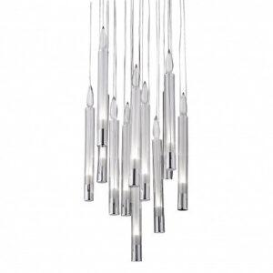 Подвесной светильник Delight Collection P68094-13 chrome