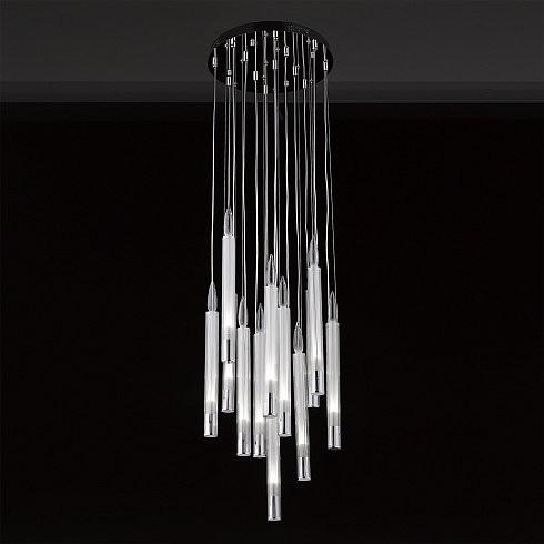 Подвесной светильник Delight Collection P68094-13 chrome -  фото 4