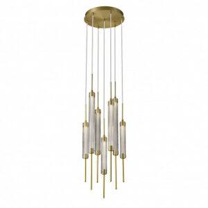 Подвесной светильник Delight Collection P98041-7 brass