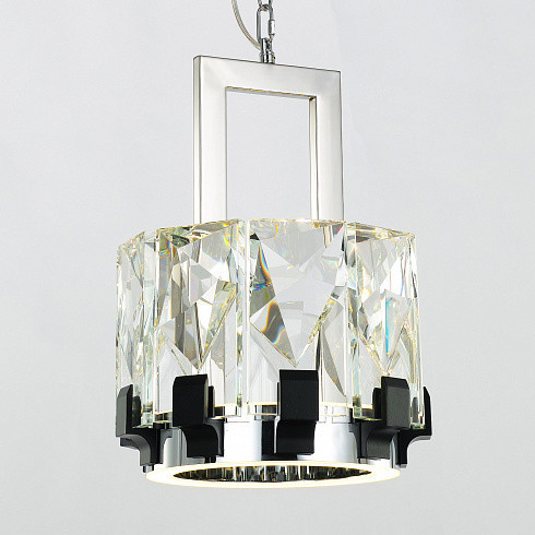 Подвесной светильник Delight Collection Peruzzi 9A chrome -  фото 2