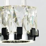 Подвесной светильник Delight Collection Peruzzi 9A chrome -  фото 3