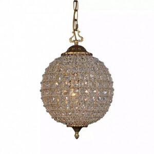 Подвесной светильник Gramercy Home CH054-1-VBN