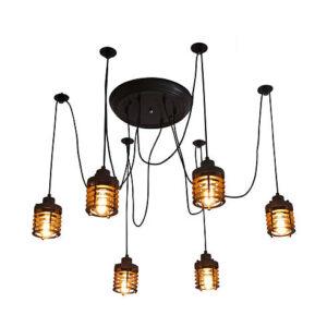 Подвесной светильник Gramercy Home CH068-6