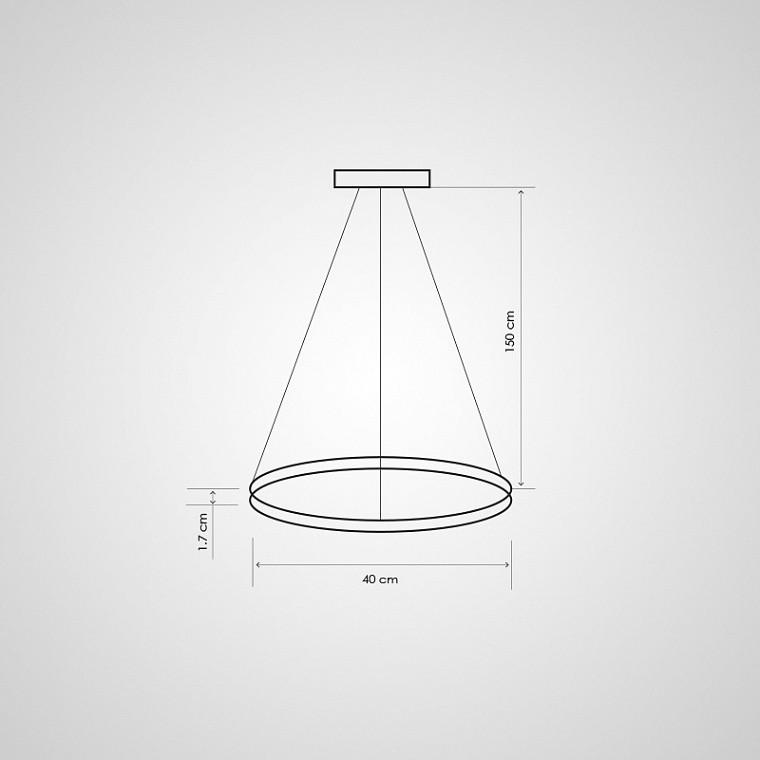 Подвесной светодиодный светильник Boil -  фото 20