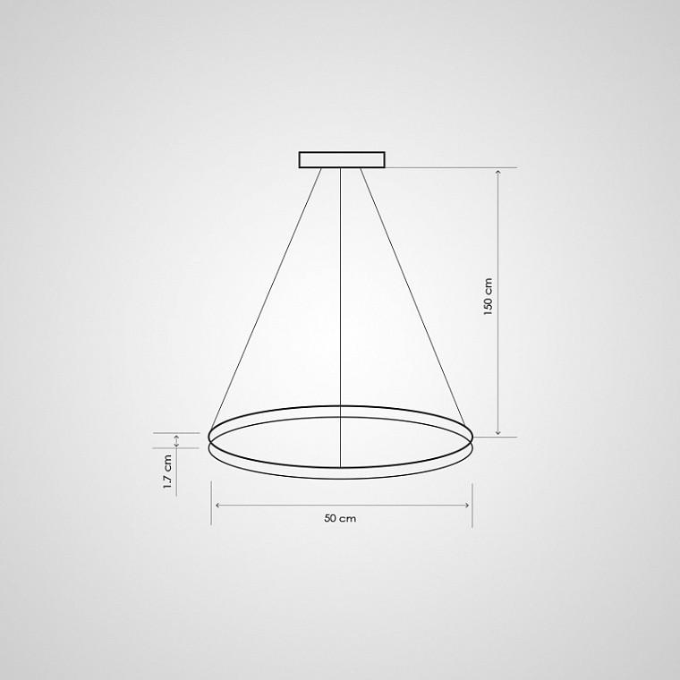 Подвесной светодиодный светильник Boil -  фото 21