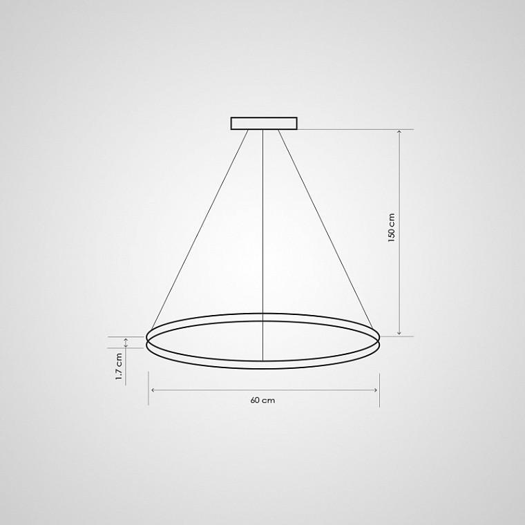 Подвесной светодиодный светильник Boil -  фото 22