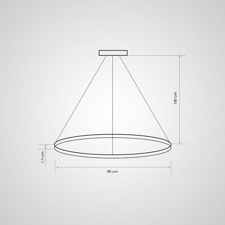 Подвесной светодиодный светильник Boil -  фото 23