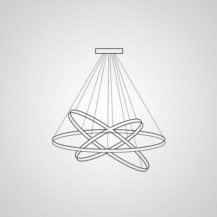 Подвесной светодиодный светильник Boil -  фото 24