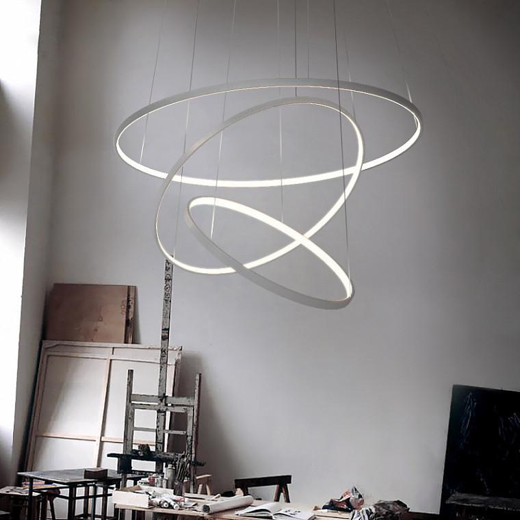Подвесной светодиодный светильник Boil -  фото 8