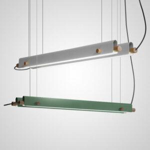 Подвесной светодиодный светильник  Book double