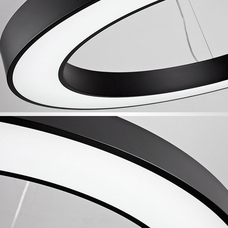 Подвесной светодиодный светильник  Ring M -  фото 9
