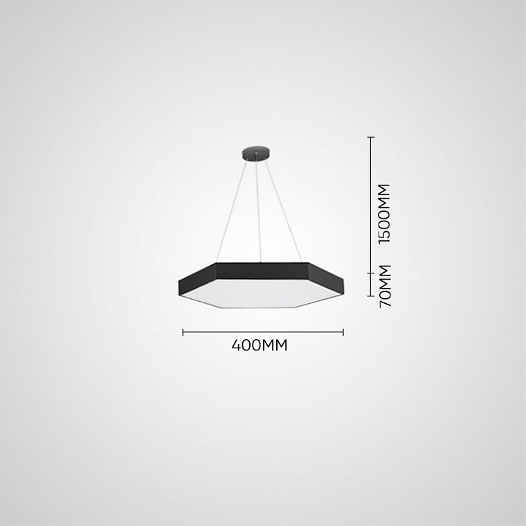 Подвесной светодиодный светильник Sotta Full S -  фото 10