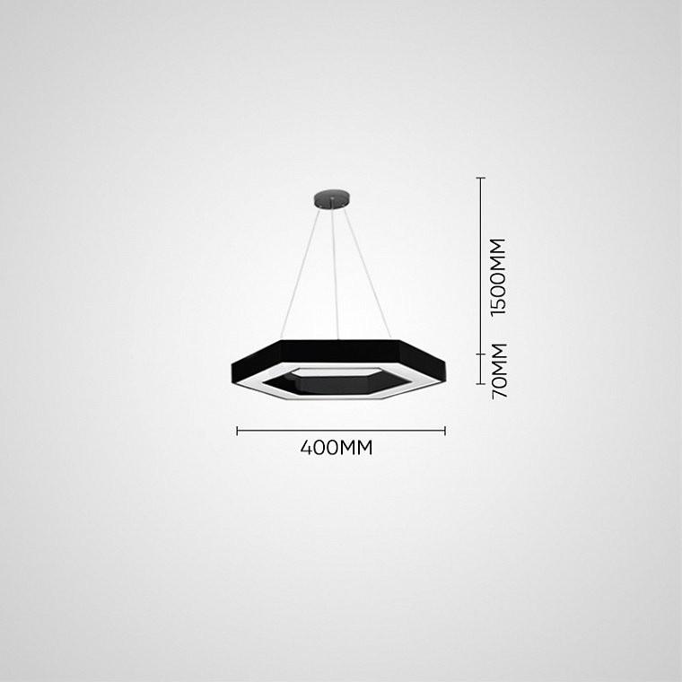 Подвесной светодиодный светильник Sotta S -  фото 10