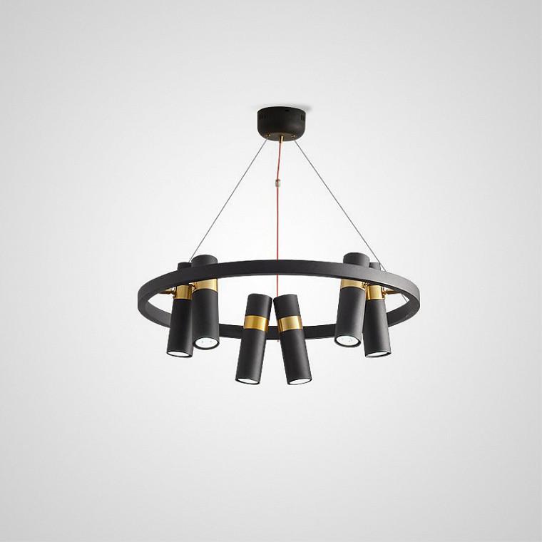 Подвесной светодиодный светильник Spoor 6 -  фото 1