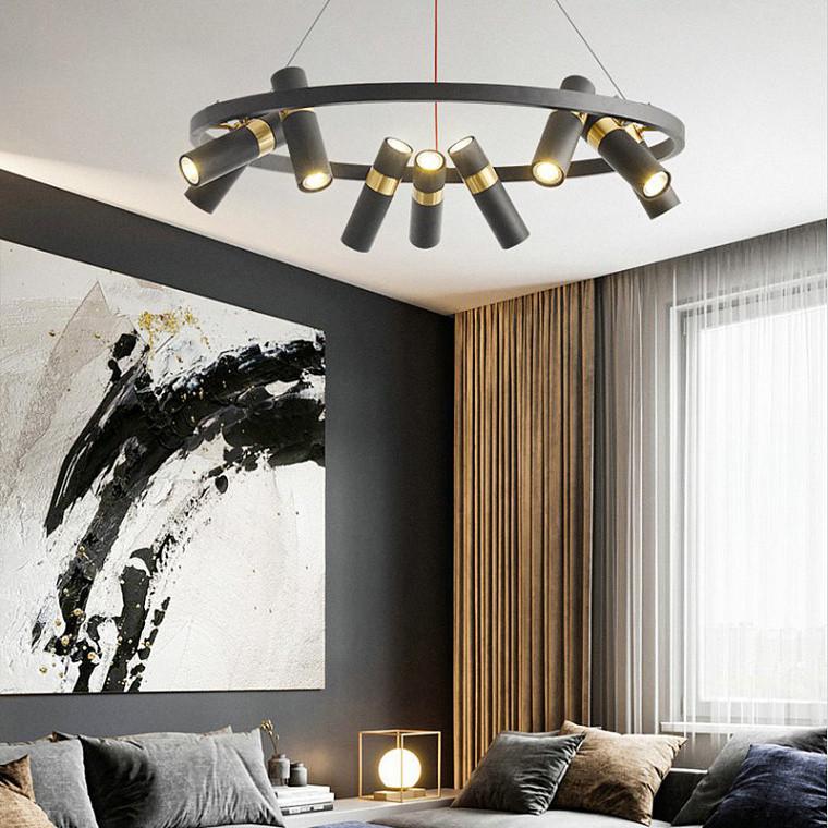 Подвесной светодиодный светильник Spoor 6 -  фото 11