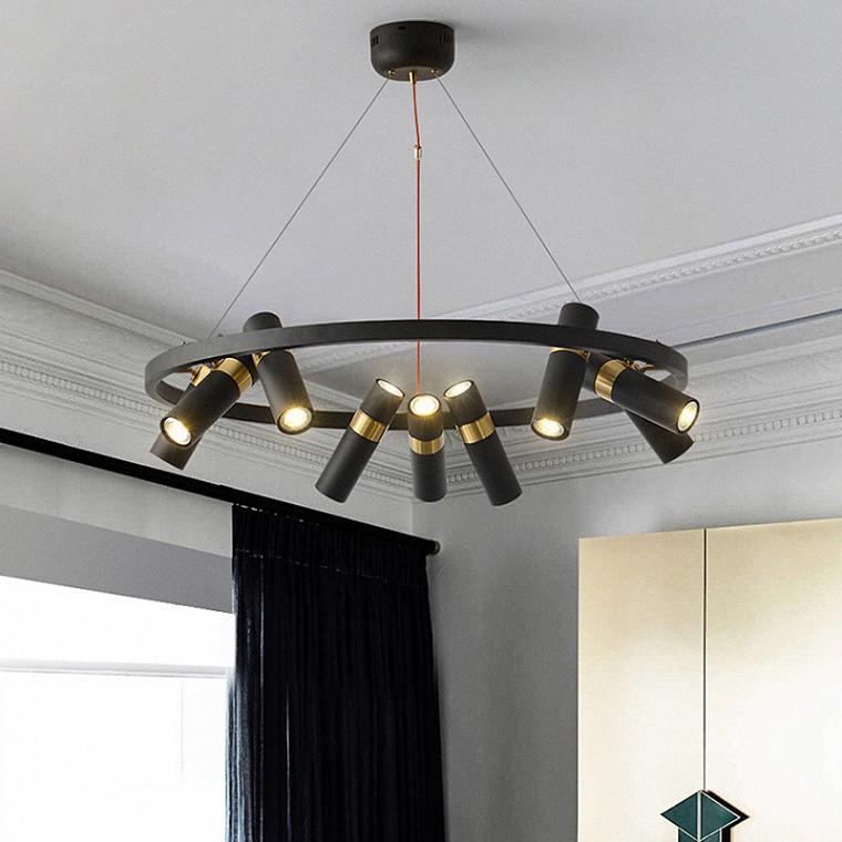 Подвесной светодиодный светильник Spoor 6 -  фото 13