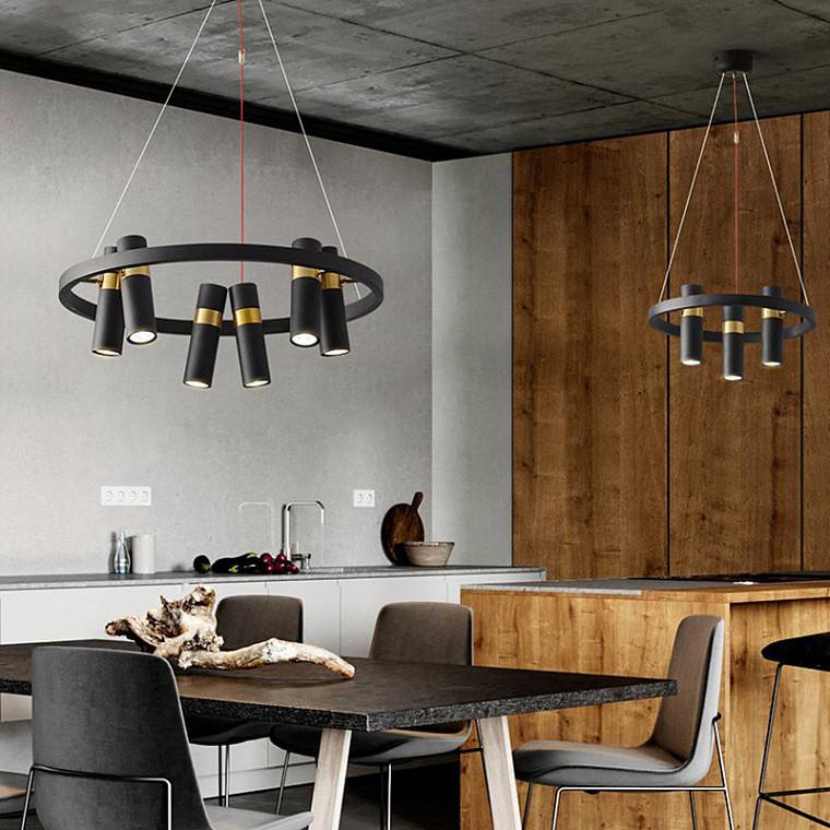 Подвесной светодиодный светильник Spoor 6 -  фото 5