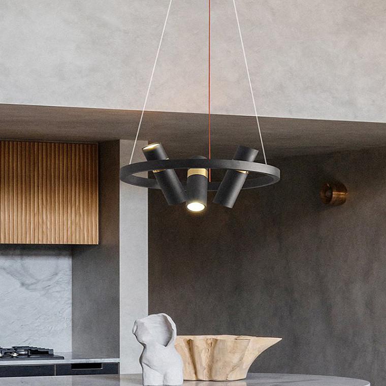 Подвесной светодиодный светильник Spoor 6 -  фото 7