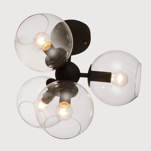 Светильник настенно–потолочный 7661–4C -  фото 1