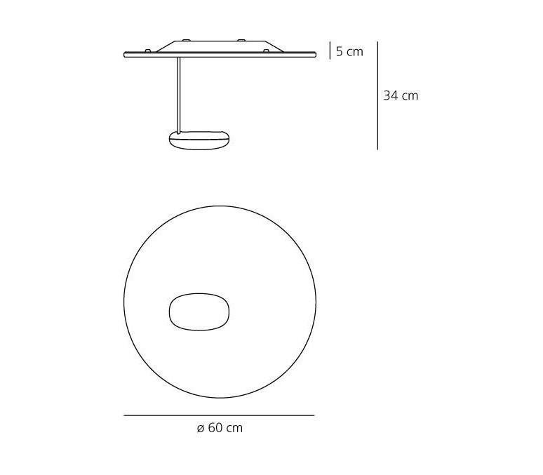 Светильник настенно-потолочный Droplet mini -  фото 6