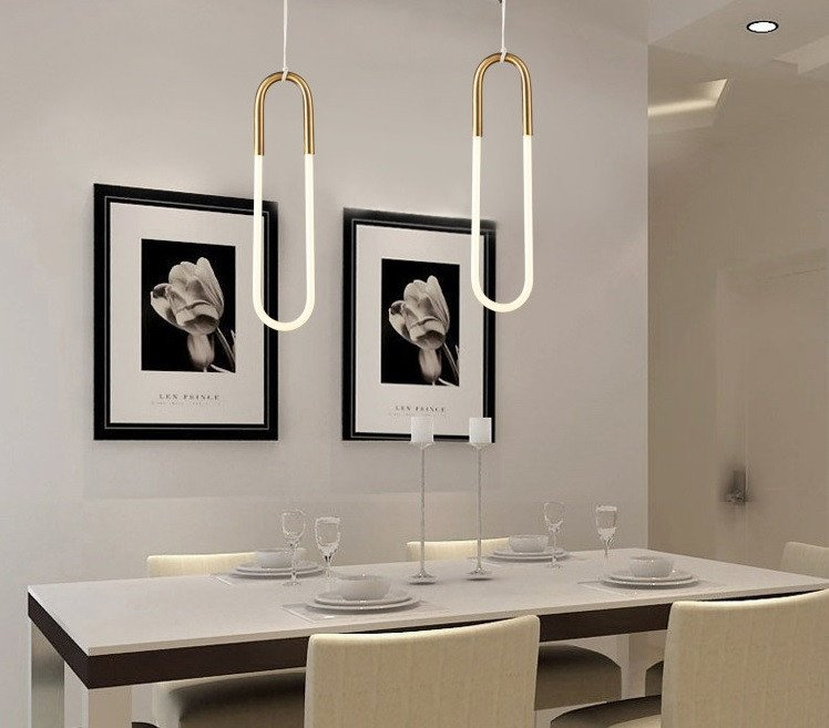 Подвесной светильник Rudi Loop - фото 4