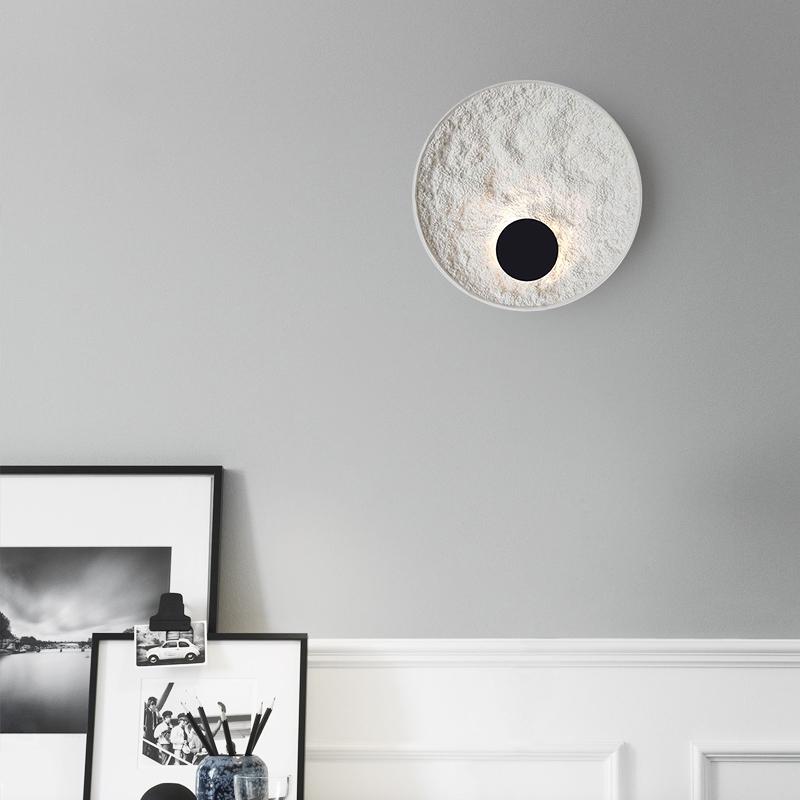круглый светильник, большой светильник