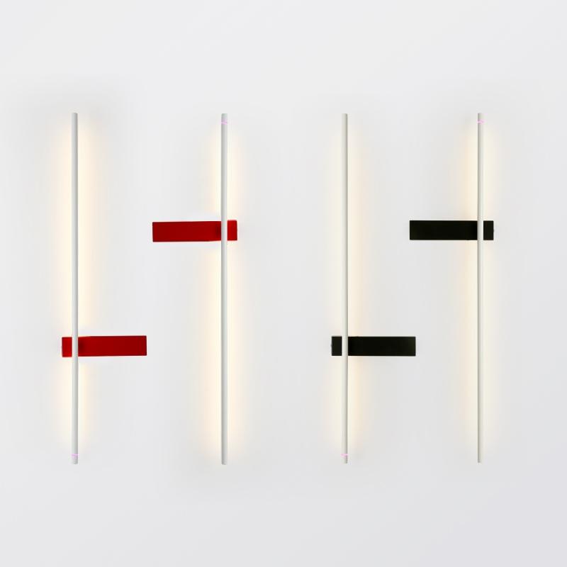 дизайнерские светильники, GIA, бра в стиле минимализм, дизайнерский настенный светильник, купить бра в Москве, СПб