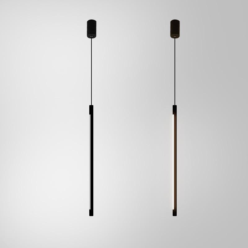подвесной светильник 1 черный