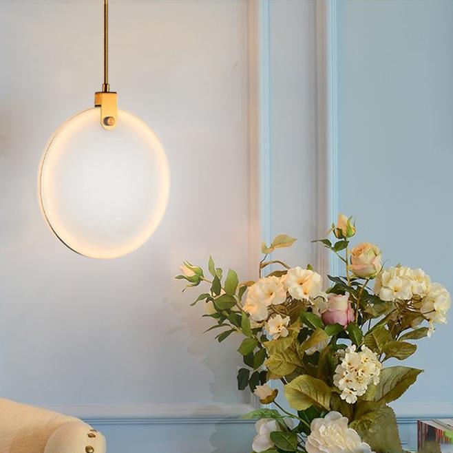 Дизайнерский светильник MARBLE