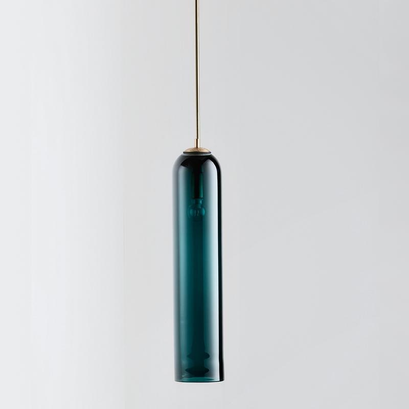 VIAN, подвесной светильник из стекла, дизайнерский светильник, купить подвесной светильник