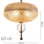 Ample дизайнерский подвес светильник