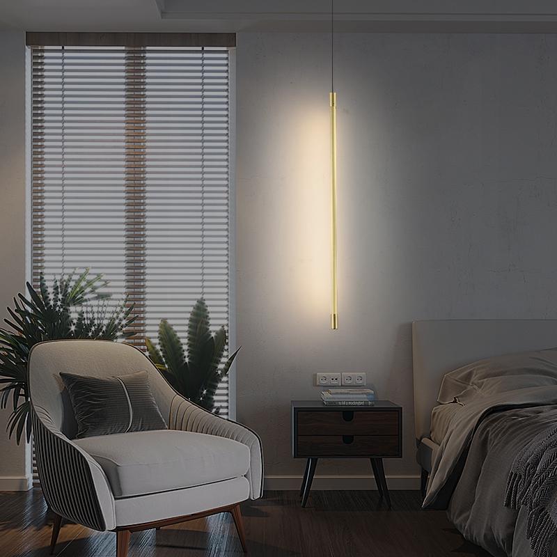 Дизайнерский светодиодный светильник подвес